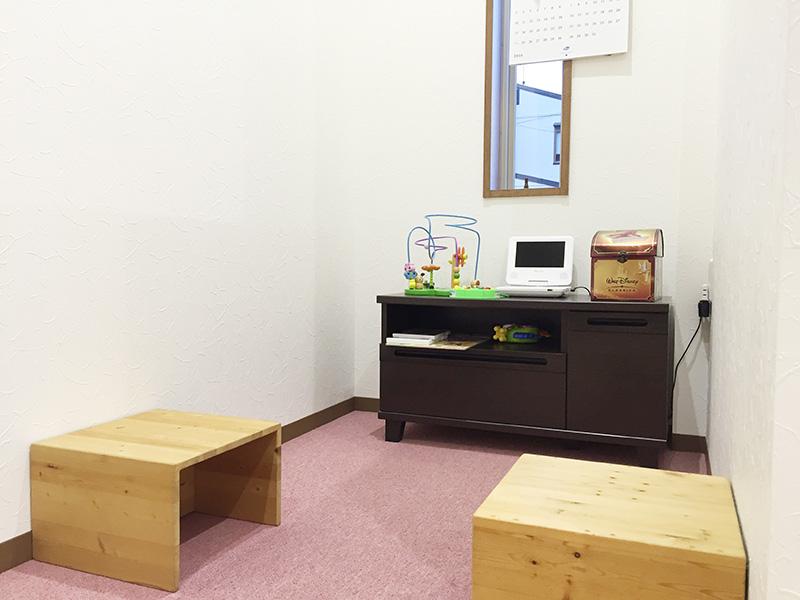 院内紹介 半個室タイプの治療室